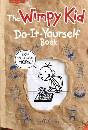 The Wimpy Kid Do-It-Yourself Book [Diary of a Wimpy Kid]