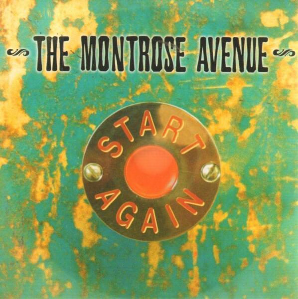 Montrose Avenue CD Single Start Again CD2 New