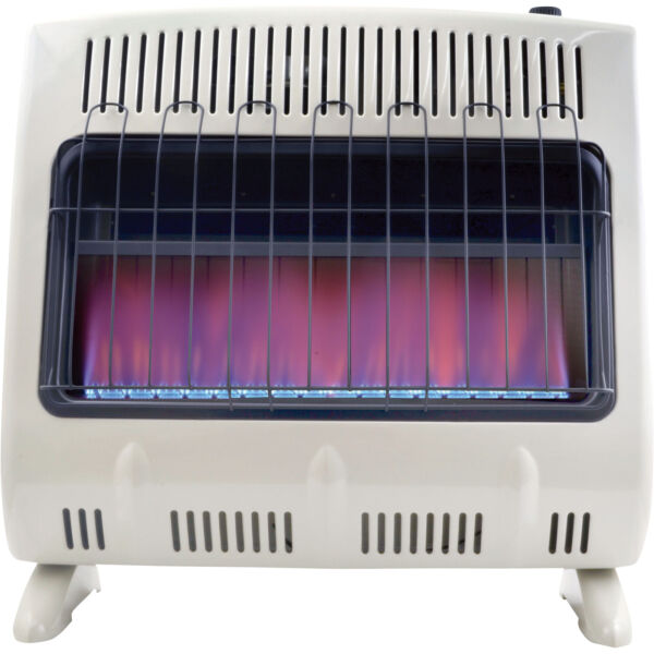 Mr. Heater Propane Vent-Free Blue Flame Wall Heater- 30000 BTU #MHVFB30LPT