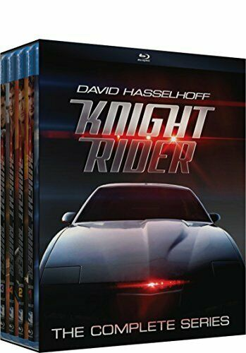 Knight Rider - The Complete Series - BD