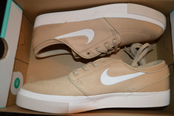 New Nike Mens SB Zoom Janoski CNVS Canvas CPSL Shoes Sneakers 855628-211 sz 10