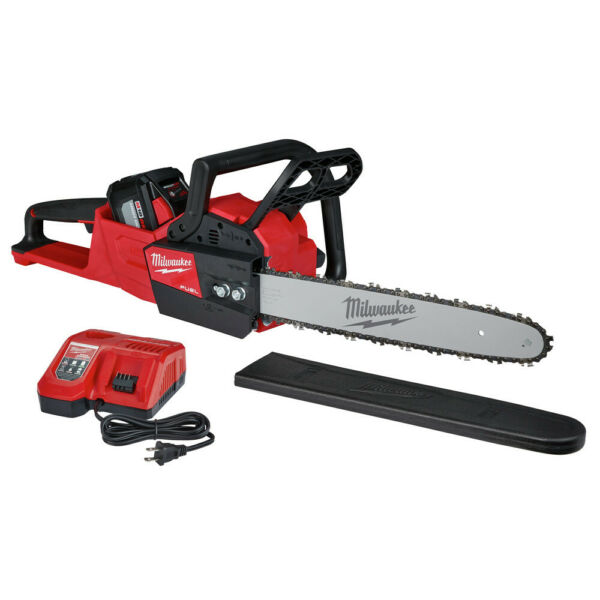 Milwaukee M18 FUEL 16 in. Chainsaw Kit 2727-21HD New