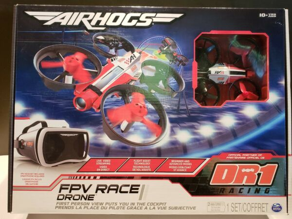 Air Hogs DR1 FPV Race Drone IN HAND READY TO SHIP!!!