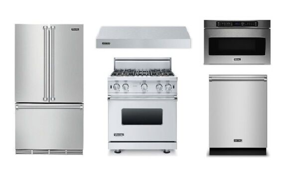 Viking Kitchen Appliance Package - Mail In Rebate and FREE Appliance