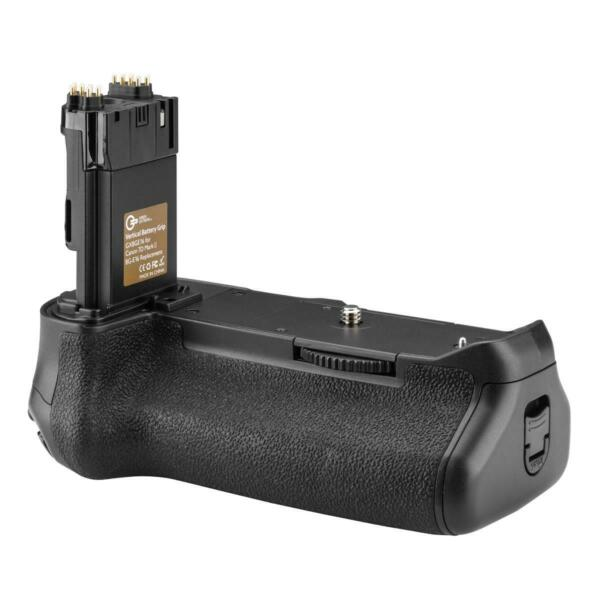 Green Extreme BG-E16 Battery Grip for Canon 7D Mark II With 2 LP-E6N Batteries