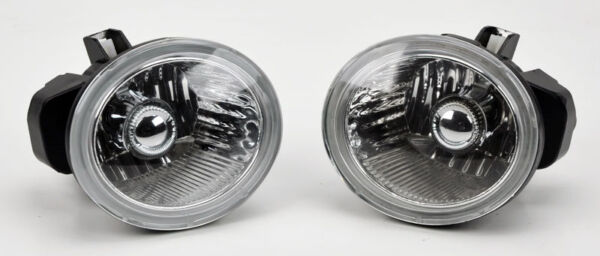 Clear Glass Replacement Front Fog Lights FITS Nissan Altima Murano Infiniti Pair
