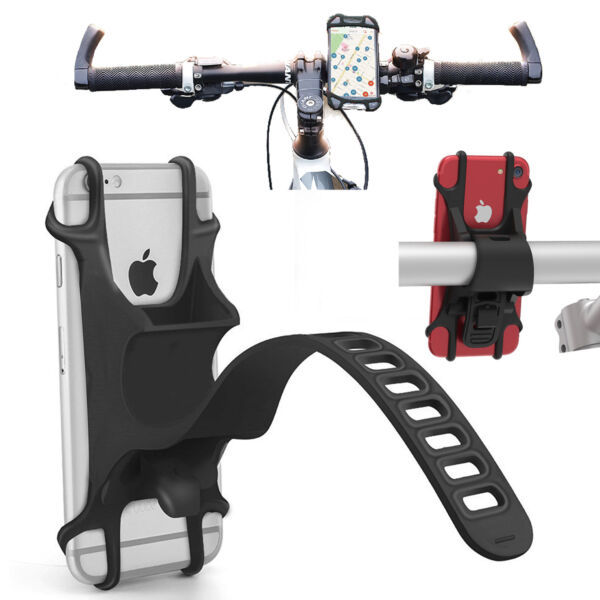 Bike Cell Phone Holder Bicycle HANDLEBAR for iPhone XXR XS Max 11 SE 12 Pro $10.98