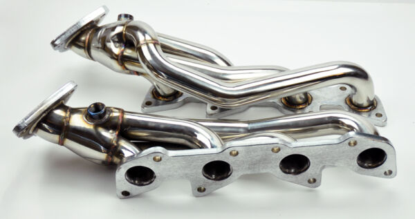 Toyota Tundra Sequioa 4.7L V8 Stainless Exhaust Manifold Headers Performance