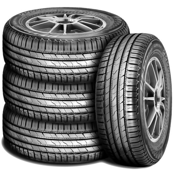 4 New Nokian Line SUV 265/70R17 115H Tires