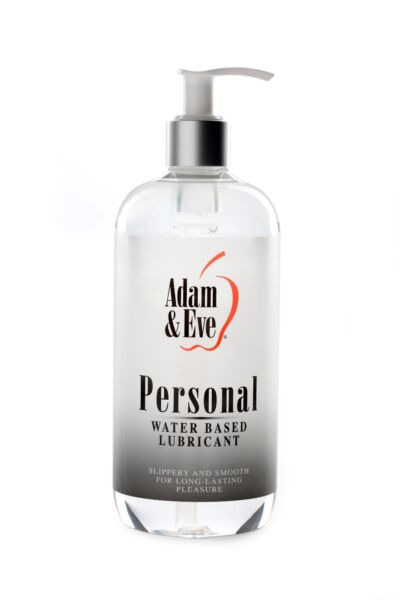 Adam amp; Eve PERSONAL WATER BASED LUBE 16 Oz