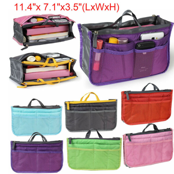 Women Toiletry Cosmetic Bag Travel Makeup Organizer Storage Case Box Container $6.99