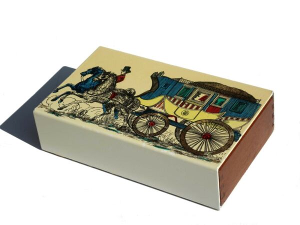1950s by Piero Fornasetti Midcentury Design Box