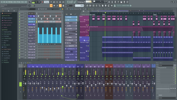 Image Line FL Fruity Loops Studio 20 Producer (Electronic Delivery)