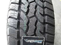 4 NEW 265/70R17 Ironman All Country A/T Tires 265 70 17