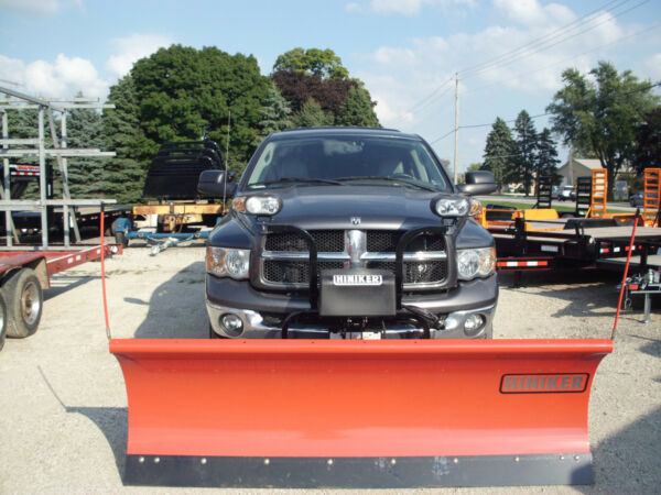 snow plow Fits: ALL DODGE RAM truck BEST Commercial conventi0nal 7.5' 2 yr 2753