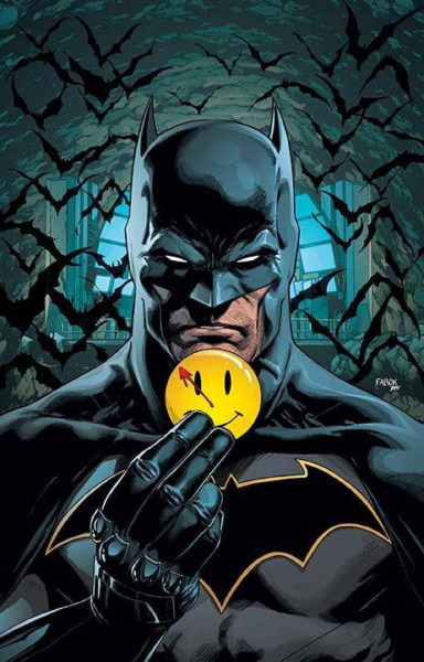 DC Comics Batman 21 The Button Lenticular Variant Cover Bagged amp; Boarded INSTOCK