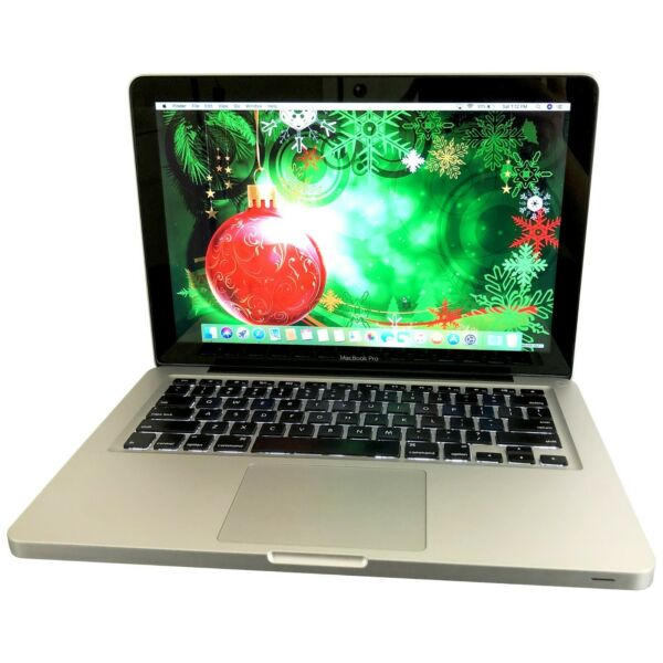 Apple Macbook Pro 13 Laptop i5 2.3GHz 8GB RAM 256GB SSD 2 YEAR WARRANTY