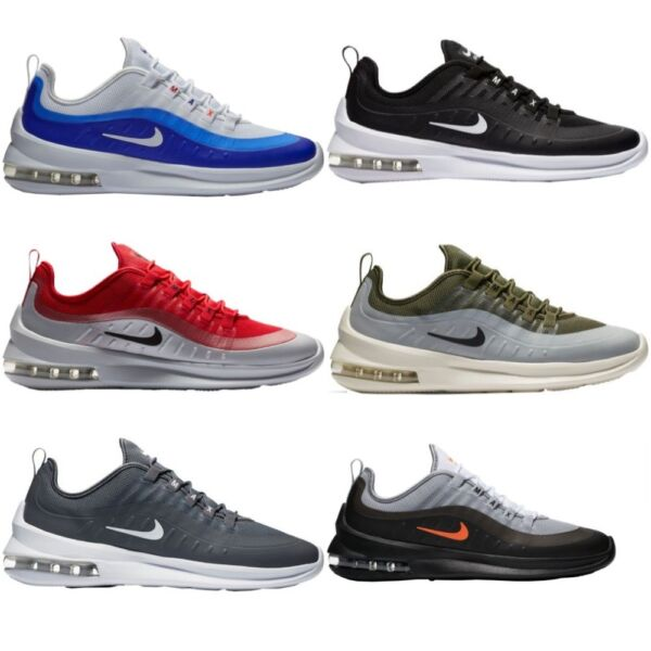 New Men's Nike Air Max Axis Athletic Running Training Shoes Sneakers All Sizes