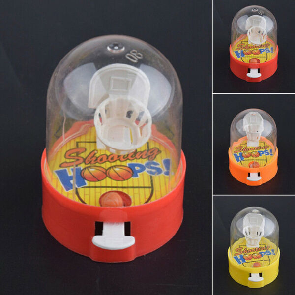 Puzzle Mini Finger Shooting Basketball Toy Educational Game For Children Kids