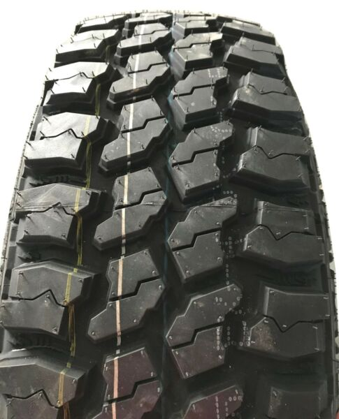 2 New Tires 265 70 17 Mud Claw Extreme MT 10 ply 19/32 Tread LT265/70R17
