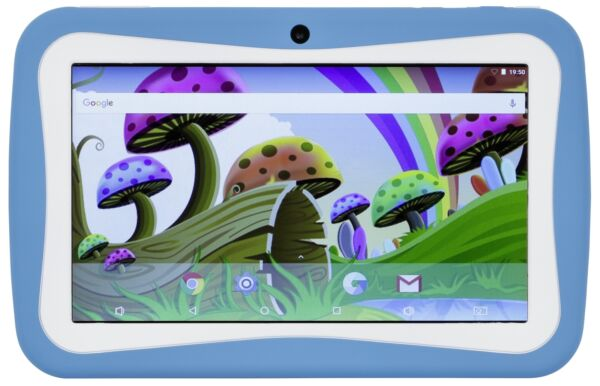 Tablet-PC Waiky Power Tab Kids blau Kinder Tablet 7