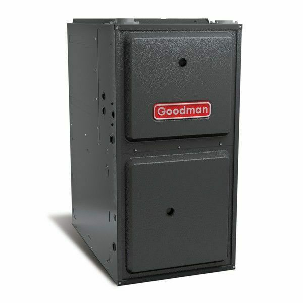 Goodman GMEC96 60k BTU Two Stage Gas Furnace 96% AFUE $1232.00