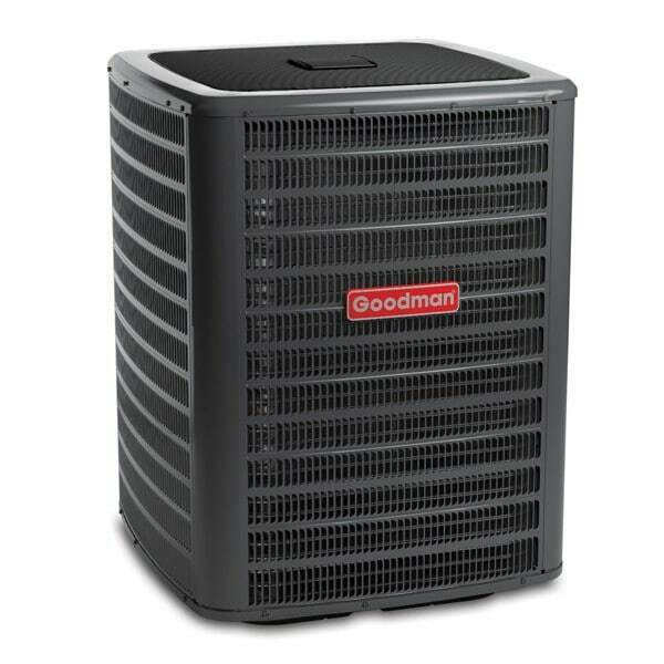 Goodman GSZC16 4 Ton Heat Pump 16 Nominal SEER Two Stage R 410A Ref... $2967.00