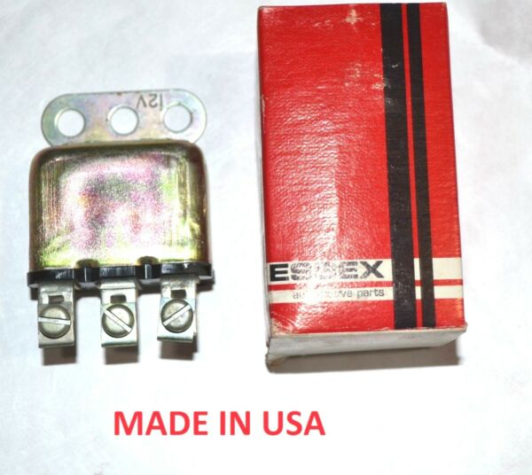 STARTER RELAY AMC RAMBLER 1959 1960 1961 1962 AMERICAN REBEL AMBASSADOR USA MADE