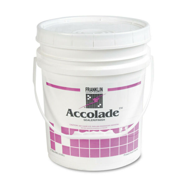 Franklin Cleaning Tech Accolade Floor Sealer 5gal Pail  F139026 New