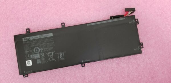 NEW GENUINE Dell XPS 15-9550 & Precision 15-5510  56Wh Laptop Battery RRCGW