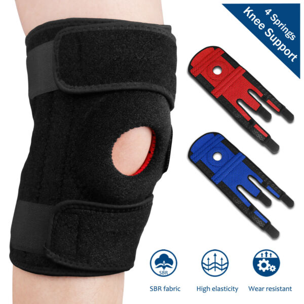 Right Left Knee Brace Support Stabilizer For Arthritis PainSportsRunningGym