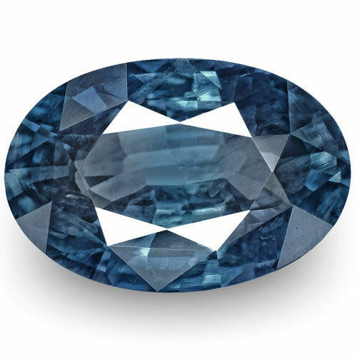 GIA Certified KASHMIR Blue Sapphire 6.23 Cts Natural Untreated Dark Royal Blue