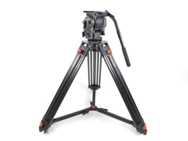 Oconnor Ultimate DVs Fluid Head & 25L Carbon Fiber Tripod D O'Connor 100mm DV S