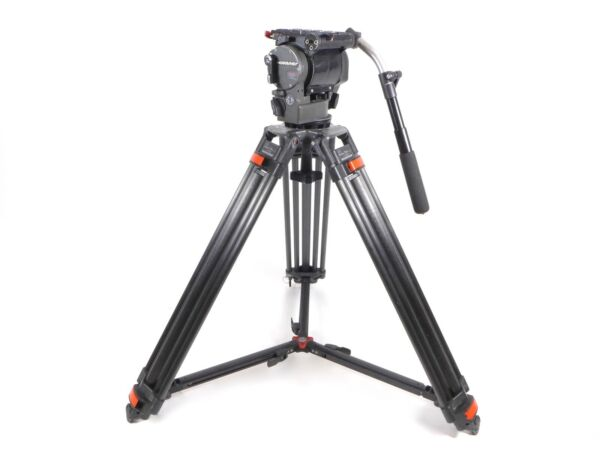 Oconnor 1030B Fluid Head and 25L Carbon Fiber Tripod 1030 B O'Connor