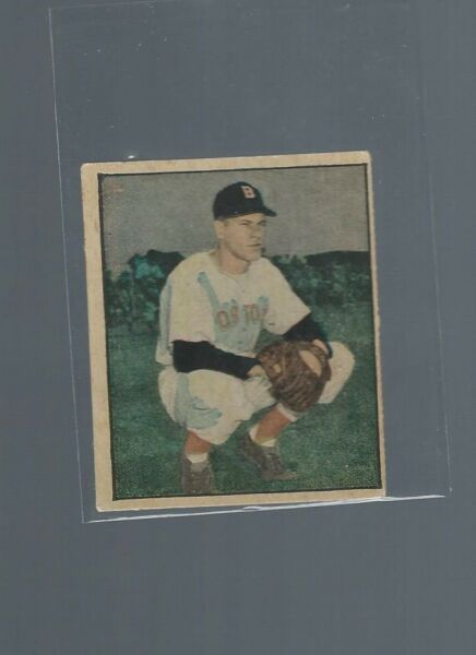 1951 Berk Ross Hit Parade of Champions #3-2 Billy Goodman Boston EX