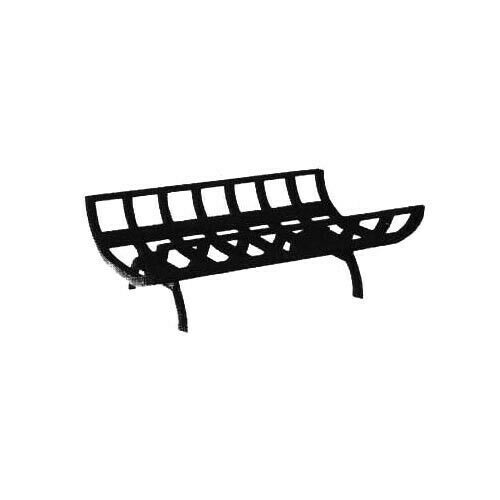 27'' Cast Iron Fireplace Grate - M-27 - Less Than Perfect