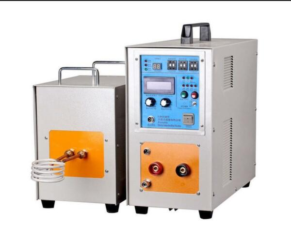 15KW 30-80KHz High Frequency Induction Heater Furnace ZN-15AB NA