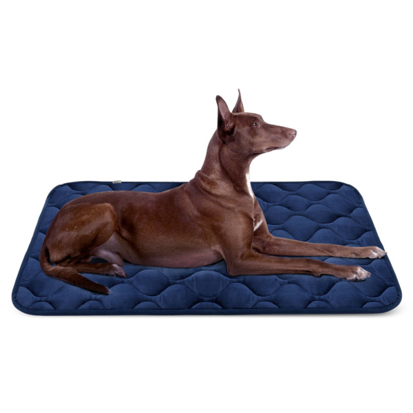 Hero Dog Large Dog Bed Mat 42 Inch Crate Pad Anti Slip Mattress Washable for L $42.88