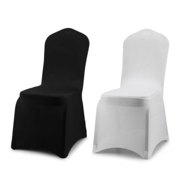 Spandex Stretch Banquet Chair Cover for Wedding Party Event Decor