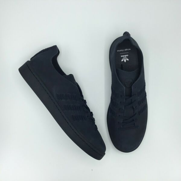 SALE ADIDAS ORIGINALS x WH WINGS + HORNS CAMPUS NAVY BLUE BB3115 SIZE 8.5 - 12