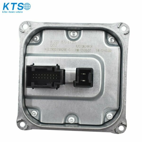 New Headlight LED Ballast Voltage Regulator Module for  Mercedes A2228700789