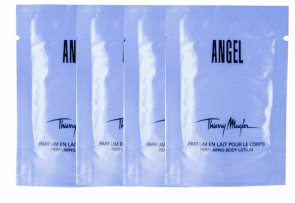 ANGEL for Women by Thierry Mugler Body Lotion Packet 0.33 oz 10ml Pack of 4 $9.95