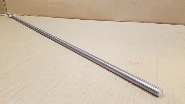 H13 Tool Steel 1 2quot; Round 36quot; long rod bar H 13 Oversized