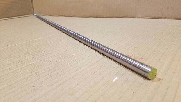 O1 Tool Steel 1 2quot; Round 36quot; long rod bar O 1 01 0 1 Oversized