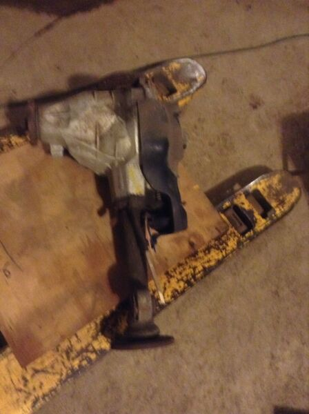 1997 Ford F150 4.6L 4x4 Carrier Assembly $360.00
