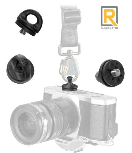 BlackRapid FR-5 FastenR Breathe Camera Connector~363001