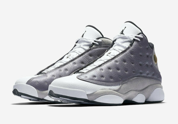 Nike Air Jordan Retro XIII 13 Atmosphere Grey Size 10-14 Black White 414571-016