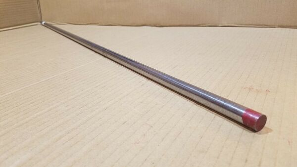 A2 Tool Steel 1 2quot; Round 36quot; long rod bar A 2 Oversized