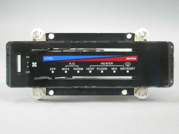 Ford E3UZ 19980 8 AC Heat 80#x27;s van truck Control Panel Unit $38.88