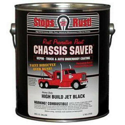 Magnet Paint Co. Chassis Saver Gloss Black 1 Gallon UCP99-01 new